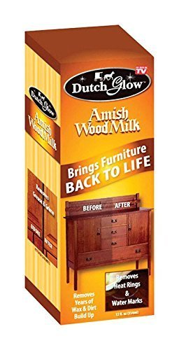 Dutch Glow Amish Wood Milk 12 Oz Boxed by Amish Wood Milk
