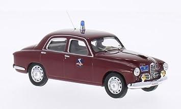 Déjà 1900PoliziaitVoiture MiniatureMiniature MiniatureMiniature Alfa Romeo Romeo Déjà Alfa 1900PoliziaitVoiture R5AL3j4q