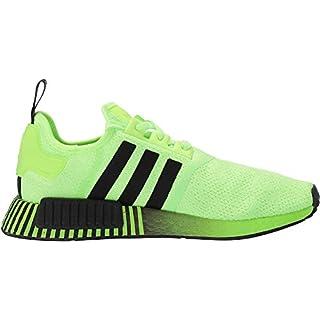 adidas Originals mens Nmd_r1 Sneaker, Signal Green/Black/Signal Green, 13.5 US