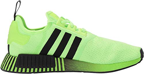 adidas Originals Men's NMD_r1 Shoe, Green, 13.5 M US