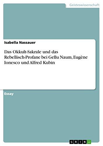 Eugène Ionesco - Leben und Werk (German Edition)