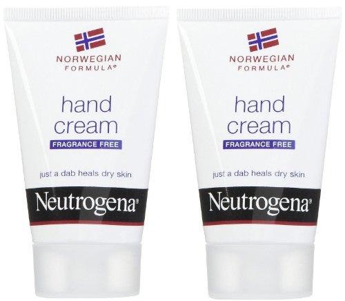 Neutrogena Крем для рук Норвежский Формула отдушек 2 Оз (3 Pack)