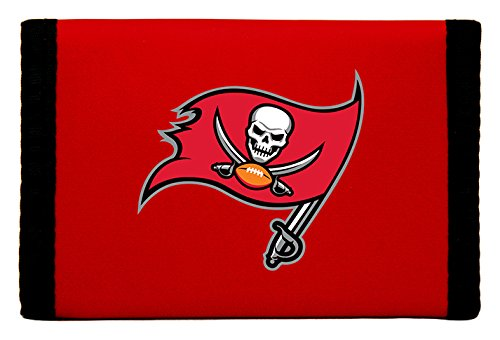 NFL Tampa Bay Buccaneers Nylon Trifold - Fashion Tampa Mall