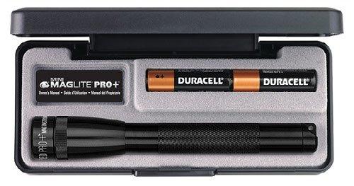 Linterna Maglite : AA Mini LED Pro  Presentation Box Negro