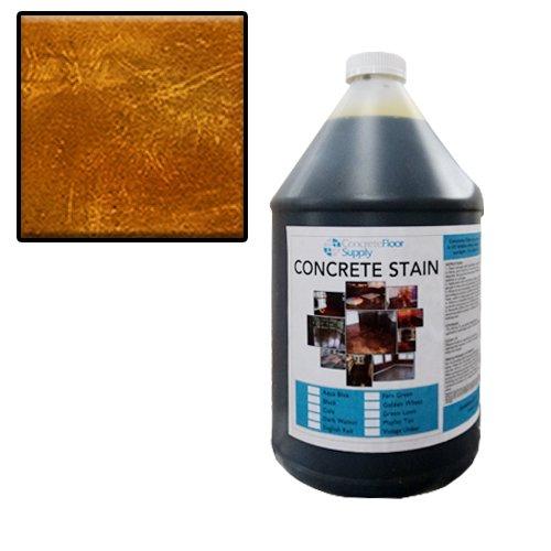 Concrete Acid Stain | Java Brown 1 Gallon - Acid Wash Concrete