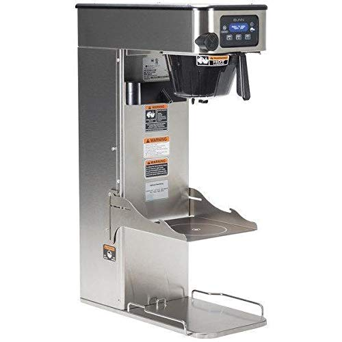 Bunn 52200.0100 ITCB-DV Infusion Coffee and Tea Brewer Dual Voltage
