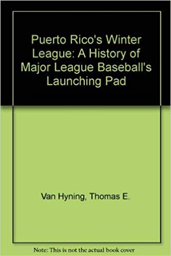 Amazon.com: Puerto Ricos Winter League: A History of Major ...