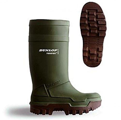 Dunlop Gomma Formato Coibentato Termo 10 Stivali Sicurezza Di Purofort rqwxZparvO