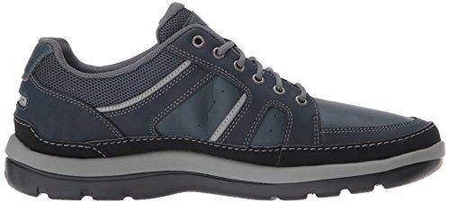 hommes Mdg pour Chaussures Rockport Gyk Navy Blucher w4HXFfFnxq