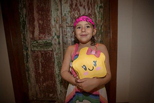 Ava   Kings Little Girl PU Faux Leather Purse Cute Animal Face Designs  Messenger Crossbody or 3b0efa7f42