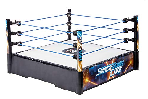 WWE Smackdown Live Ring (Best Of Raw And Smackdown 2019)