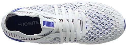 toreador Blanco Hombre Para lapis Netfit Exterior Puma Deporte De white Ignite Zapatillas Blue 7Tqf4