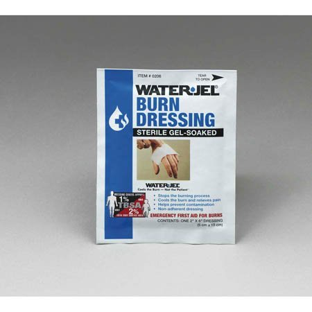 Water-jel Emergency Burn Dressing 18'' X 8'' Burn Dressing