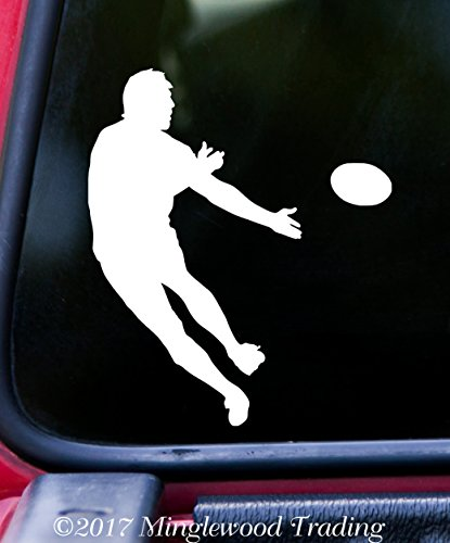 fan products of RUGBY PLAYER Vinyl Decal Sticker 5