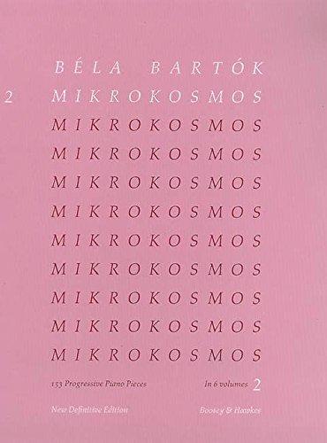 Mikrokosmos Volume 2 (Pink)