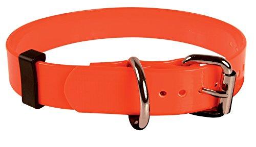Zolux Fluo Collier en PVC pour Chien Orange 45 cm MAG_AR201207060070