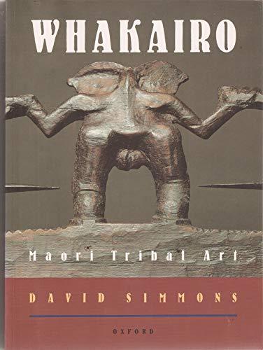 - Whakairo: Maori Tribal Art