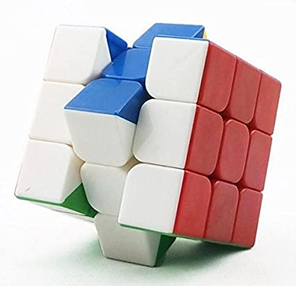 99Dotcom 3X3X3 Feiwu Stickerless Speed Cube