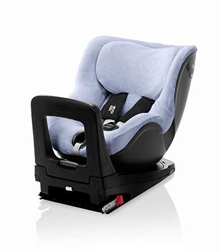 R/ömer Dualfix I-Size color blue marble Funda de verano para silla de coche