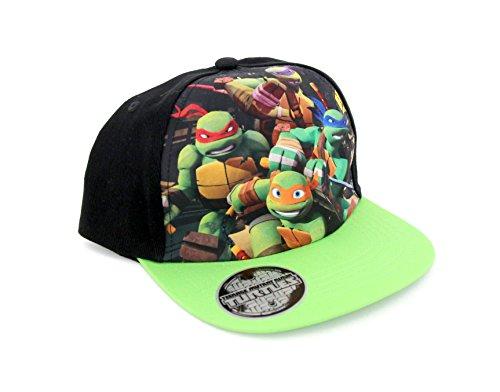 Teenage Mutant Ninja Turtles Character Cap