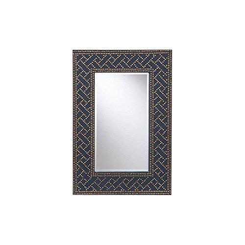 SEI Florian Mirror - Navy - Mirror Navy