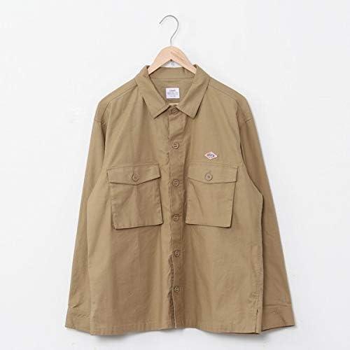 (メンズ)(coen) ミリタリーシャツジャケット