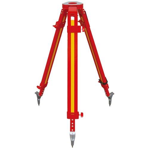ダブルロック木製三脚T (WTSD2) 平面・35mm WTSD2-165T 大平産業