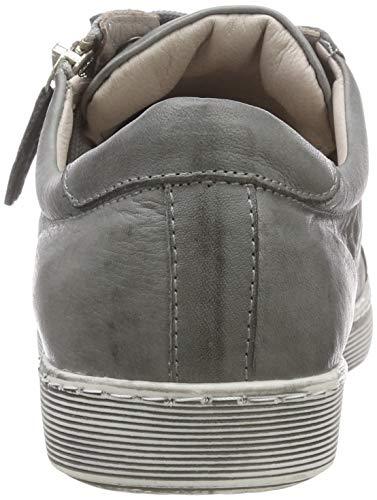 Donna anthrazit Sneaker Conti Andrea 0346839 032 Grau RwxtwXEv