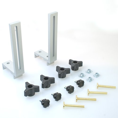 Fence Hardware Kit for Pro Grip Clamps By Peachtree Woodworking PW578 by Peachtree Woodworking