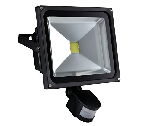Outdoor Lamp With Pir - 8