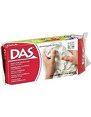 Prang DAS Air Hardening Clay, 1.1 Pound Block, Terra Cotta (3871)