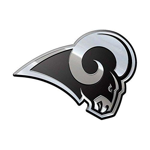NFL Los Angeles Rams Premium Metal Auto - Outlet Los Angeles Premium