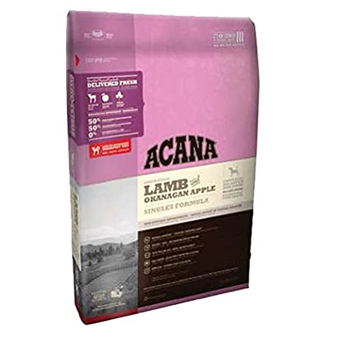 Acana Singles Limited Ingredient Diet Lamb and Apple Formula Dry Dog Food 25 lb