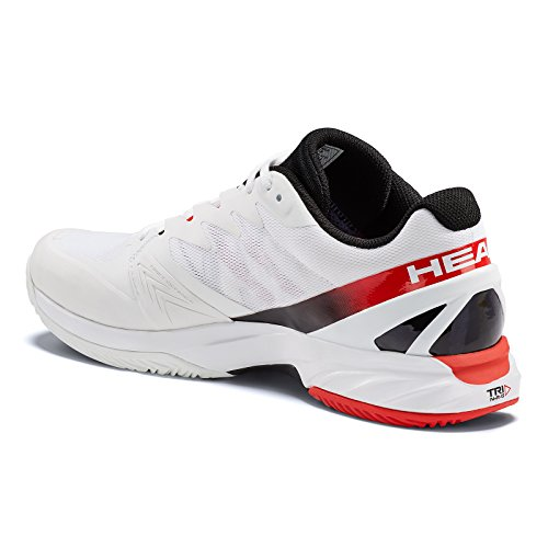 HEAD Unisex Adults' Sprint Pro Tennis Shoes White (White/Black) discount outlet locations BoNlMf7Xm