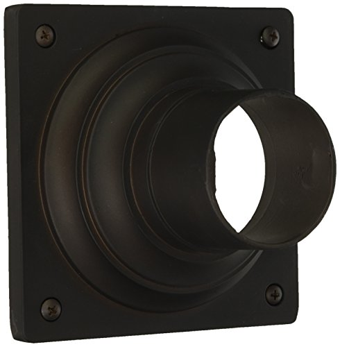 Post Mount Adapter Mounting Pier - Acclaim 5999ABZ Pier Mount Adapters Collection Outdoor Pier Mount, Architectural Bronze