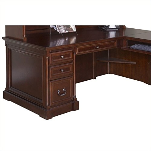 Martin Furniture Tribeca Loft Black 2-Drawer Lateral File Cabinet - Fully Assembled by Martin Furniture (Image #4)