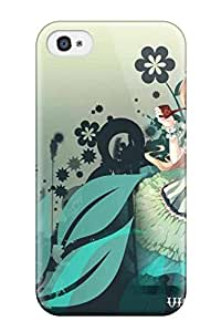Gosick Durable Iphone 4/4s Tpu Flexible Soft Case