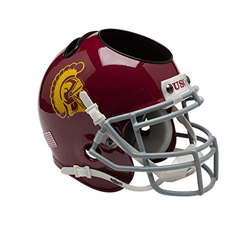 Usc Mini Helmet - NCAA USC Trojans Desk Caddy, One Size