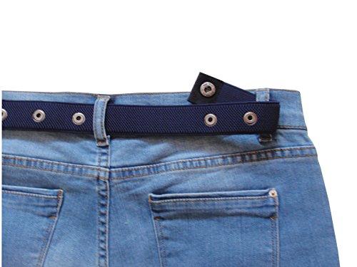 da Cintura scuro blu Agrafa donna F4nTxTPwa