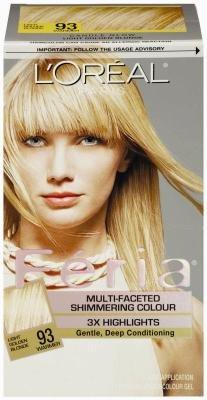 loreal-paris-feria-hair-color-93-light-golden-blonde-3-pack