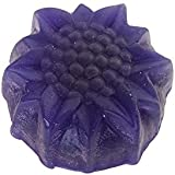 Soulflower Lavender Pure Glycerin Soap, 100 g