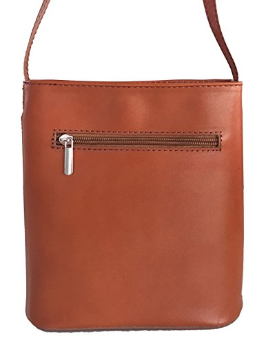 Women's Cognac Bag Body ATELIERS FLORENTINS Bag FLORENTINS Cross Body Cross Women's ATELIERS Zq0PPw