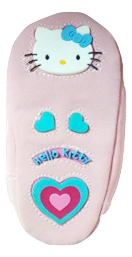 CHAUSSURES BOTTINES FILLE HELLO KITTY ROSE