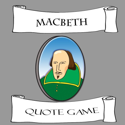Macbeth Quote Game [Download]