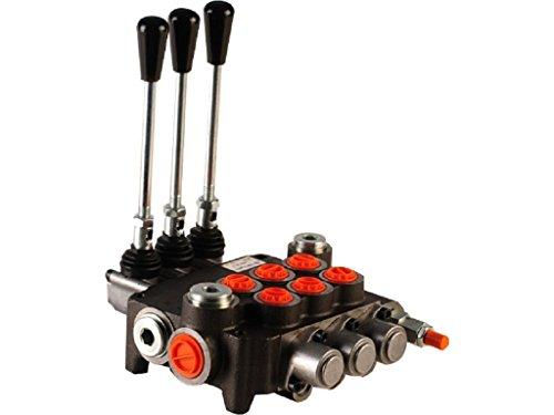 3 spool hydraulic directional control valve 11gpm, monobl...