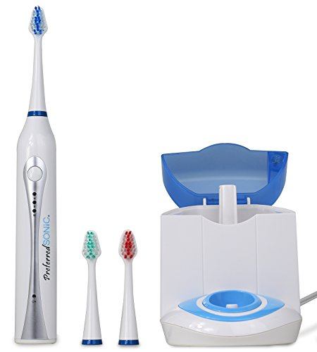 Sonic Electric Toothbrush with UV Sanitizer ()