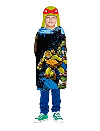Tenage Mutant Ninja Turtles Hooded Blanket - Raphael