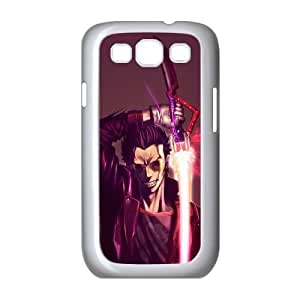 No More Heroes Samsung Galaxy S3 9300 Cell Phone Case White xlb2-021892