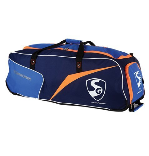 SG Combopak Cricket Kit Bag with Wheels by SG