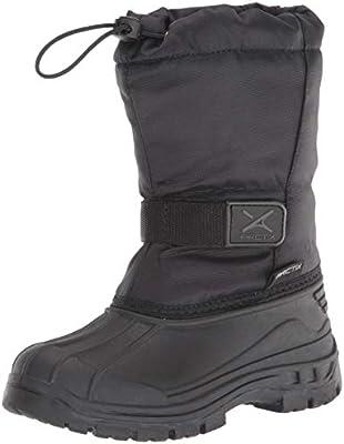 Arctix Kids Powder Winter Boot, Black